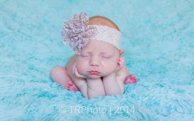 Hannah's Newborn Photos