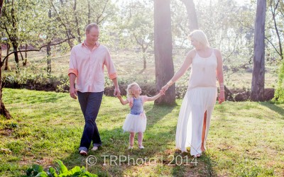 Bloom Family – Spring Mini Session