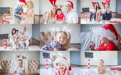 2014 Christmas Mini Session Photos