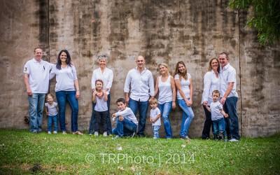 Botoulas Extended Family Photos