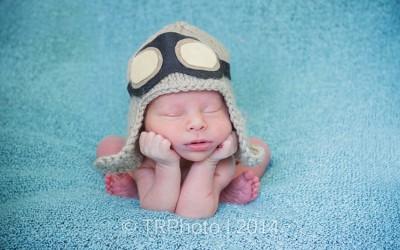 Owen's Newborn Photos