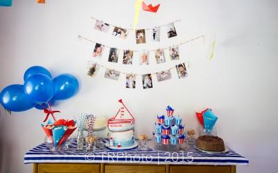 Nicholas First Birthday Photos