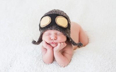 Channing Newborn Photos