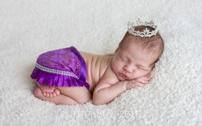 Hannah M Newborn Photos