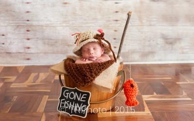 Hugo Newborn Photos