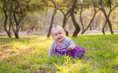 Jessica Emily's 8 month photos