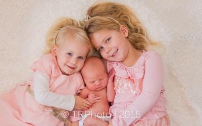 Briley-Rose Newborn Photos