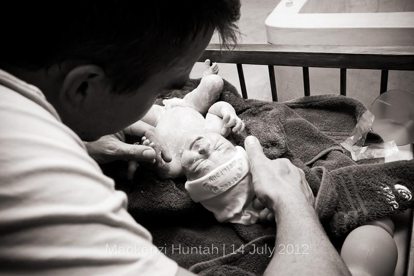 Johannesburg Birth Photographer